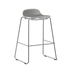 Form Barstool 75 stacking | Taburetes de bar | Normann Copenhagen