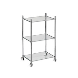 Windsor Trolley | Bath shelving | Pomd'Or