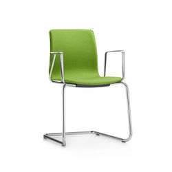 Fiore cantilever chair | Conference chairs | Dauphin