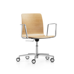 Fiore conference swivel chair | Sillas | Dauphin