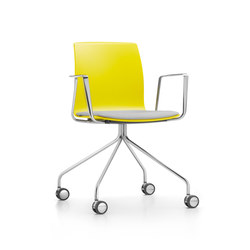 Fiore conference swivel chair | Sillas de conferencia | Dauphin