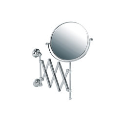 Bloomsbury | Ellington Wall Mounted Extending Mirror | Wandspiegel | BAGNODESIGN
