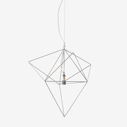 Prism small | Suspensions | Nathalie Dewez Lighting