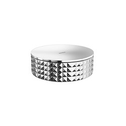 Mirage Diamond Pot | Beauty accessory storage | Pomd'Or