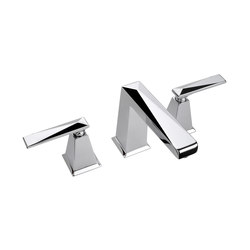 Bloomsbury | Brubeck 3 Hole Basin Mixer | Wash-basin taps | BAGNODESIGN