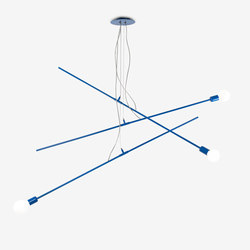 Still small⎪triple | Suspended lights | Nathalie Dewez Lighting