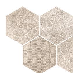 Reden | mosaico esagonale ivory | Ceramic tiles | Cerdisa