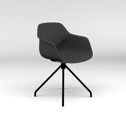 Four®Sure 11 armchair | Sillas de visita | Four Design