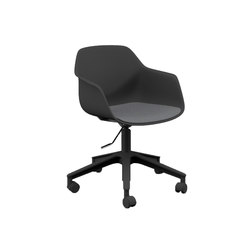 Four Me® 66 upholstery | Office chairs | Four Design
