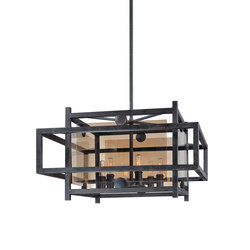 Crosby | Suspended lights | Troy Lighting
