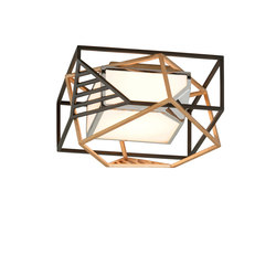 Cubist | Ceiling lights | Troy Lighting