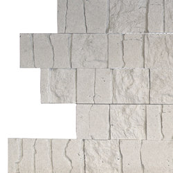 Cast Stone Dimensional Panels | Mineral composite tiles | Architectural Systems
