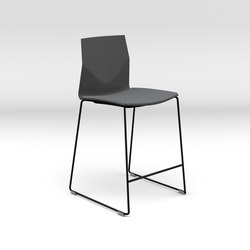 Four Cast® Counter Four upholstery | Bar stools | Four Design
