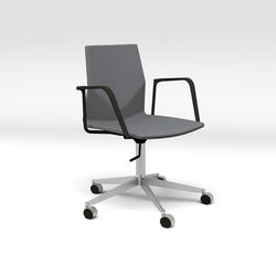 Four Cast® Evo upholstery | Office chairs | Four Design