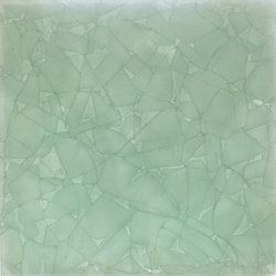 Techno® Recycled Glass Surfaces | Glas Fliesen | Architectural Systems