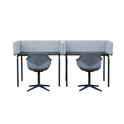 Four®Us Worx | Hotdesking / temporary workspaces | Four Design