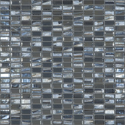 Iridescent, Flat, Gloss | Glass mosaics | Architectural Systems