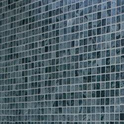 Classic Mosaic Squares - Silver Quartzite | Glass mosaics | Island Stone