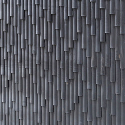 Crescent VTile - Sutra Black | Natural stone tiles | Island Stone