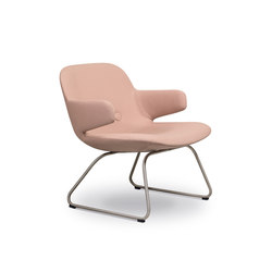 Eyes Lounge EJ 3-A | Lounge chairs | Erik Jørgensen