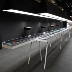 Plafonds lumineux | Textile systems | Dresswall