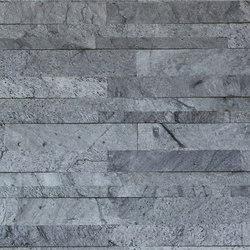 Parallels V - Silver Quartzite Cladding | Natural stone mosaics | Island Stone
