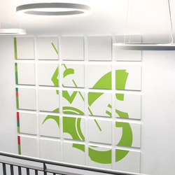 APN Forma A (r) square | Sound absorbing wall systems | apn acoustic solutions