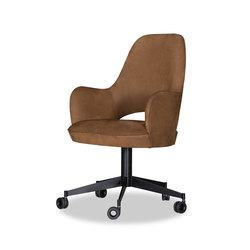 COLETTE OFFICE Chair | Arbeitsdrehstühle | Baxter