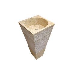 Marble | Freestanding Marble Basin | Lavabos mueble | BAGNODESIGN