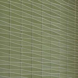 Waveline - Seagrass Glass | Mosaici | Island Stone