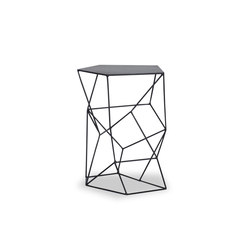 CRACKLE Small Table | Beistelltische | Baxter