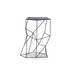 CRACKLE Small Table | Tables d'appoint | Baxter