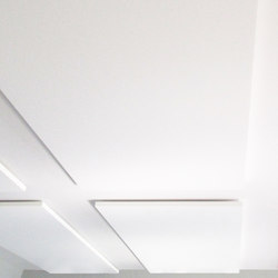 APN Vinta A (z) rectangle | Illuminated ceiling systems | apn acoustic solutions