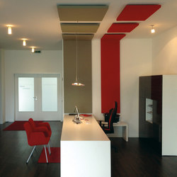 APN Vinta F (z) rectangle | Illuminated ceiling systems | apn acoustic solutions