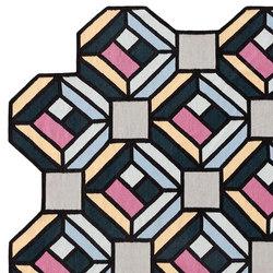 Parquet Tetragon | Formatteppiche / Designerteppiche | GAN