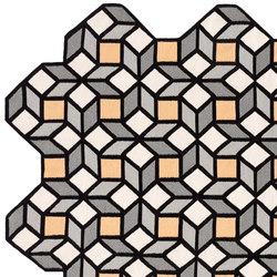 Parquet Rhomb | Formatteppiche / Designerteppiche | GAN