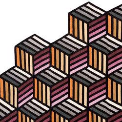 Parquet Hexagon | Formatteppiche / Designerteppiche | GAN