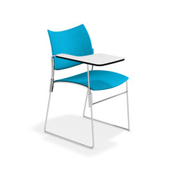 Curvy extra | Visitors chairs / Side chairs | Casala