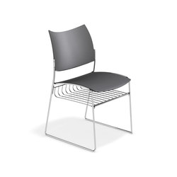 Curvy extra | Multipurpose chairs | Casala