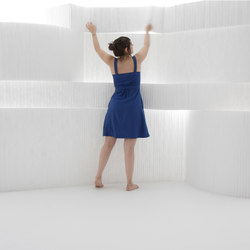 textile softblock | Space dividers | molo