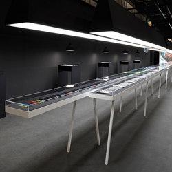 Aménagement intérieur | Plafonds lumineux | Dresswall