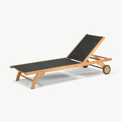 Columbus Sun Bed | Sun loungers | Skagerak