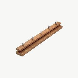 Cutter Coat Rack 72 | Hook rails | Skagerak