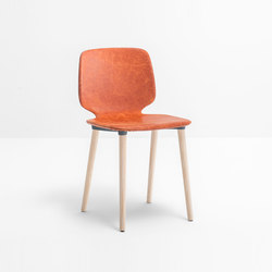 Babila 2751 | Visitors chairs / Side chairs | PEDRALI