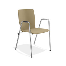 Interlink 2563/10 | Visitors chairs / Side chairs | Casala