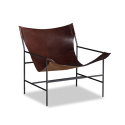 LEGGIA Little armchair | Loungesessel | Baxter