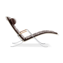 FK 87 Grasshopper | Chaise Longues | Lange Production