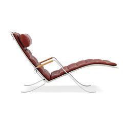 FK 87 Grasshopper | Chaise longue | Lange Production