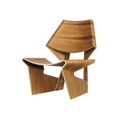 GJ Bow Chair | Armchairs | Lange Production