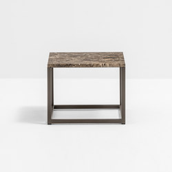 Code 40x40x30 | Tables basses | PEDRALI